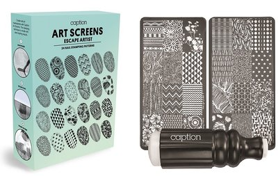 Art screen Escape Artists kit