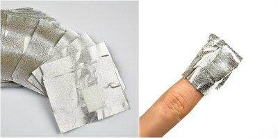 Be Jeweled Soak Off Foils (50 stuks)