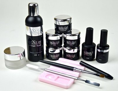 NEXT GEL START KIT DELUXE